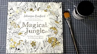 MAGICAL JUNGLE Johanna Basford