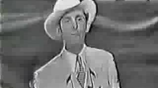 I Saw The Light-Hank Williams
