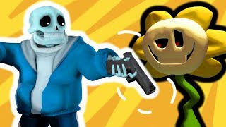 If Undertale was Realistic 9