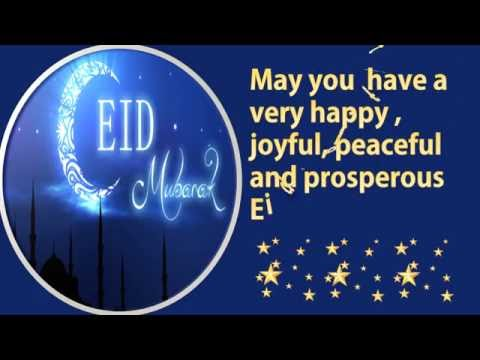 , title : 'Eid Mubarak 2016- wishes, Greetings, E Card, Whatsapp video message, sms, quotes - 10'