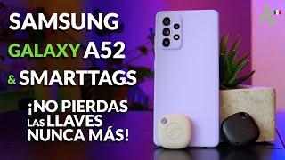 Galaxy A52 y SmartTags UNBOXING en México: el MEJOR gama media de Samsung