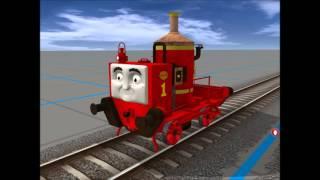 Thomas Trainz Collection!