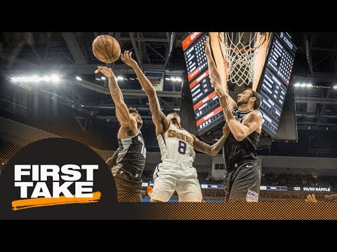 Is the NBA on track to surpass the NFL? | First Take | ESPN