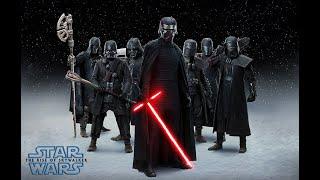 All Knights of Ren scenes in Sequel Trilogy
