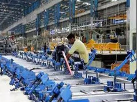 Industrial production drops by 1.1% in Aug