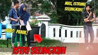 ISTRI SELINGKUH (Part2)   Prank Indonesia