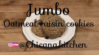 oatmeal raisin cookies granulated sugar