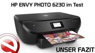 HP Envy Photo 6230 - Unser Fazit