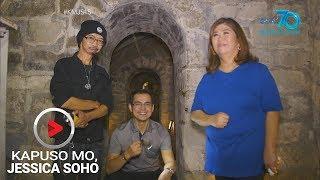 Kapuso Mo, Jessica Soho: Yorme Isko Moreno at Ed Caluag, inalam ang misteryo ng Maynila!