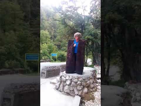 "Фото видеогид Легенда о водопаде ""Мужские слезы"""