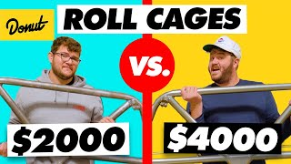 $2000 Roll Cage vs $4000 Roll Cage