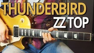 Andy's Lab - Thunderbird by ZZ Top
