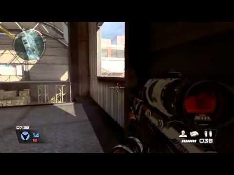 snipers xbox 360 gameplay