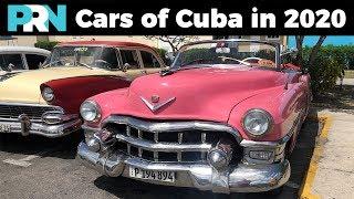 Cars of Cayo Santa Maria, Cuba
