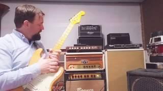 Bogner Duende / VVT Lindy Fralin 45 Two-amp Rig