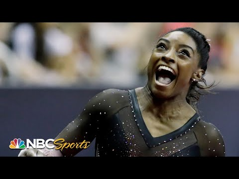 Download Simone Biles: The GOAT claims her 6th national championship | NBC Sports HD Mp4 3GP Video and MP3