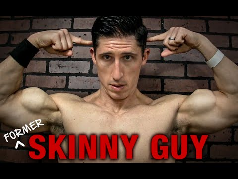Workout Plan for Skinny Guys / Hardgainers (THIS BUILDS MUSCLE!)