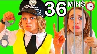 BIGGY THE POLICEMAN - Best Pretend Play w/ The Norris Nuts