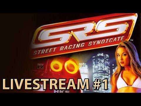 MEDOVÉ KURVIČKY - Street Racing Syndicate | CZ/SK Livestream | Mafiapau
