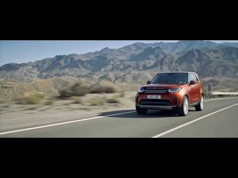 The semi-autonomous safety tech of all-new Land Rover Discovery