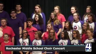 Rochester Middle School Choir Concert