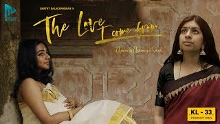 The Love I Come From | A Poem By Aishwarya Suresh | Santhy Balachandran | Avnitha | MV Creations