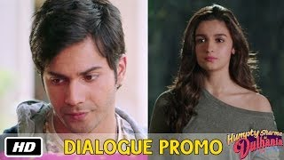 Marriage waali party - Dialogue Promo 6 - Humpty Sharma Ki Dulhania