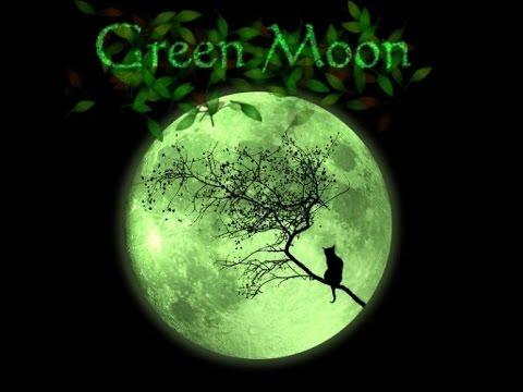 Прохождение игры Зелёная Луна#1 - Магический аппарат