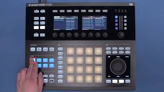 Recording MIDI Notes In Logic Pro X From MASCHINE