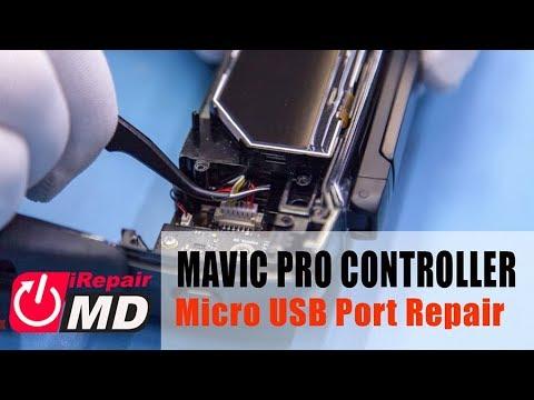 mavic-pro-controller-usb-port-repair
