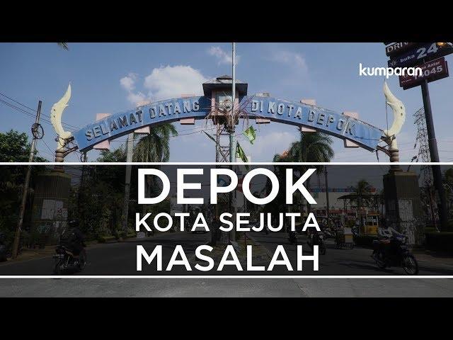 Videouttalande av Depok Indonesiska