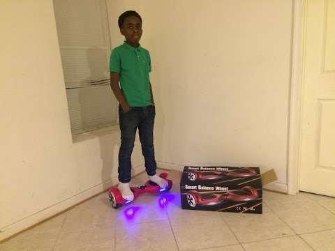 Hoverboard/Self Balancing Scooter Unboxing/Review And WHERE TO BUY!