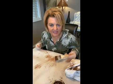 How to Renew Your Leather Handbags Using ALL-IN-ONE Paint! Plus Antiquing a Leather Purse!