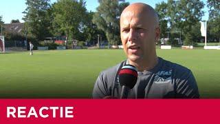 Reactie Slot | AZ - FC Oleksandria