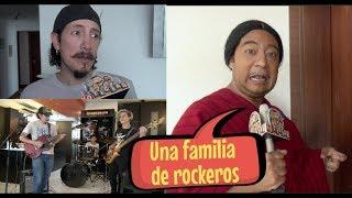 Mashi y la familia Rockera ,  el Duende del Parque