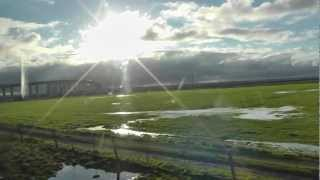preview picture of video 'Sheerness-on-Sea to Swale on 466031'