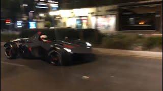 ¡El monoplaza más rápido sobre las calles de la Ciudad de México!