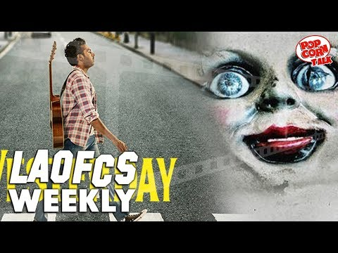 LAOFCS Weekly: Annabelle vs. The Beatles, the 2019 Box Office Slump, and Streaming Picks