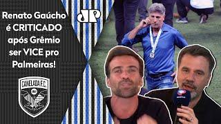 'Renato tem muita culpa pelo vice do Grêmio': Veja o debate
