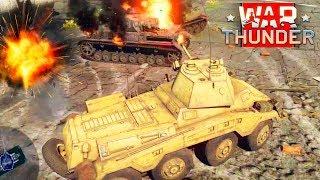 War Thunder - Приколы, фейлы! Нарезка стримов #1