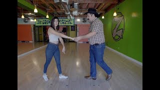 HOW TO DANCE CUMBIA: ft. Tiburcio