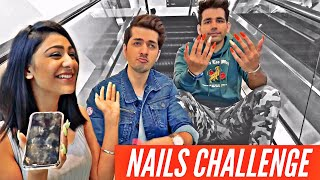 NAILS Challenge | Rimorav Vlogs