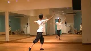 光海先生のダンスレッスン〜試験でよく出る振りと流れのレッスン⑧〜のサムネイル