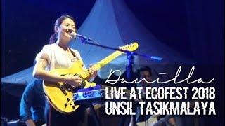 Danilla Live At Ecofest Unsil 2018