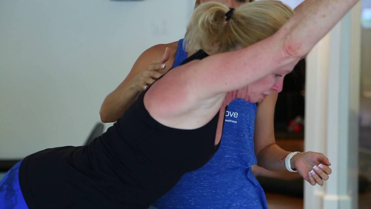 Pilates Exercises: Swan Dive
