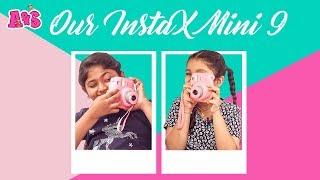Photography Tips & Tricks By Aadya And Sitara | Instax Mini 9 Camera | Beginner Photography