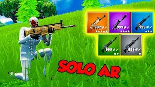 RAINBOW AR challenge su Fortnite Battle Royale