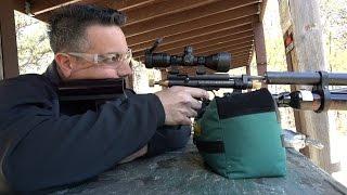 Crosman 2240 HPA PCP BUDGET GUN Field test plus updates to shroud