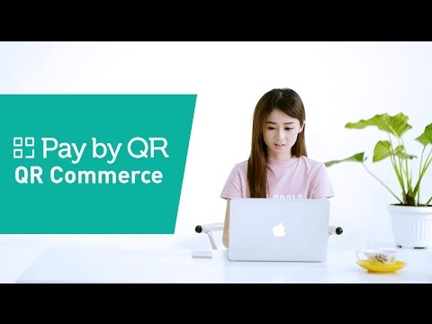 Shop Online, Pick, and Scan with QR Commerce!