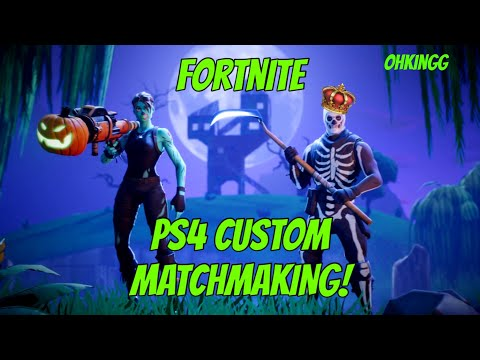 (NA EAST/NA WEST) CUSTOM MATCHMAKING SOLO/DUO/SQUAD SCRIMS FORTNITE LIVE / PS4,XBOX,PC,MOBILE,SWITCH